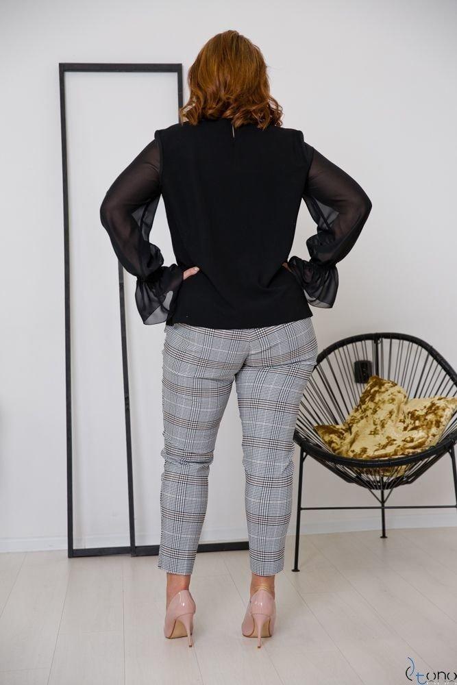 Spodnie SHILOW Plus Size Wzór 1