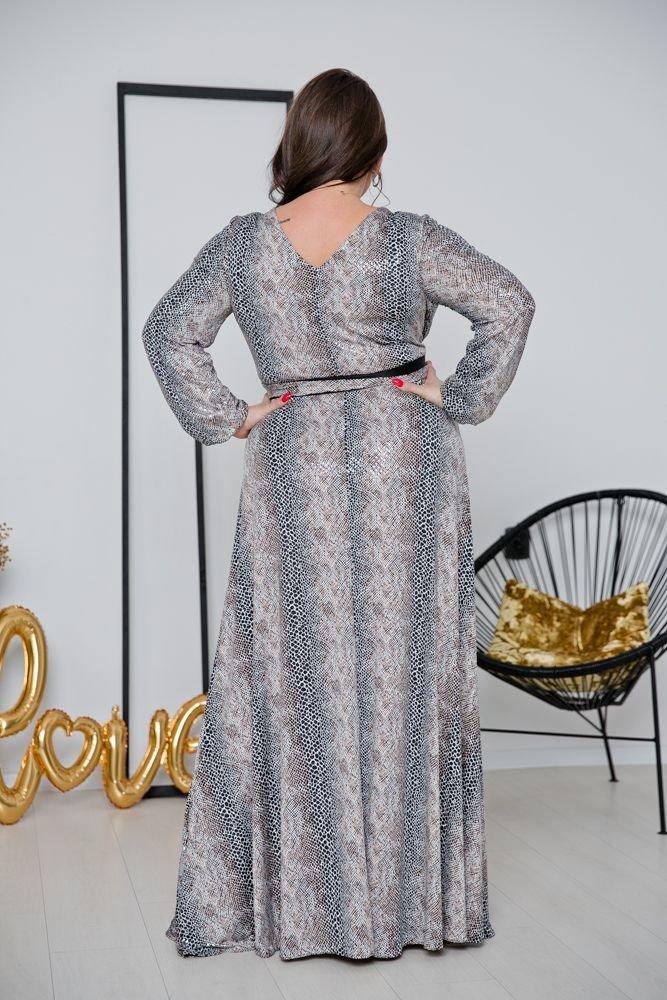 Sukienka ESEMPIA Plus Size Wzór 1