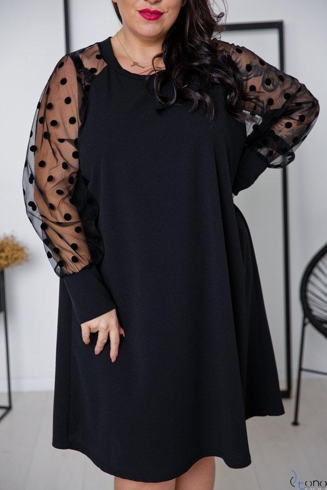 Sukienka REGLAS Plus Size Wzór 2