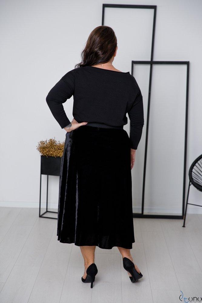 Spódnica CANTIA Plus Size Wzór 3